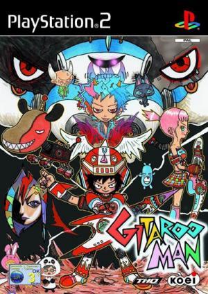 Anime Lyrics dot Com - Game - Gitaroo Man